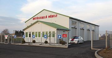 Fitohorm autószerelő műhely