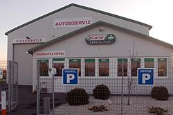 Fitohorm autószerviz központ